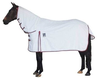 Kingsley Paddock Ripstop Neck Combo Horse Rug. Great Fit,  Available 4'9 to 6'9