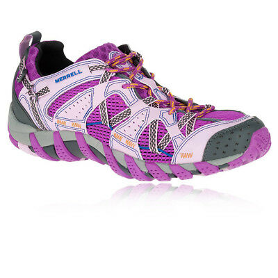 Merrell Maipo Womens Pink Purple Waterproof Walking Outdoors Trail Sports Shoes