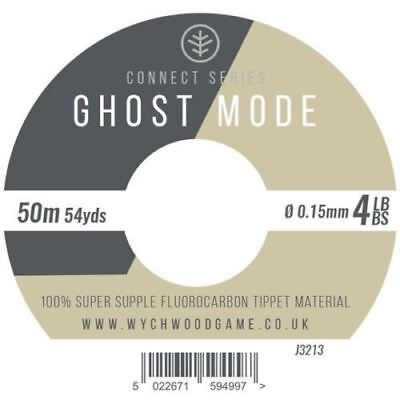 Wychwood Ghost Mode Flourocarbon Tippet Material All Sizes Fly Fishing Line