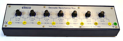 Eisco Labs Decade Resistance Box (7 Decades)