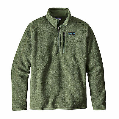Patagonia Better Sweater 1/4 Zip Fleece Pullover -SALE - save 15%