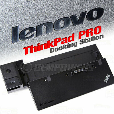 Lenovo ThinkPad Pro Dock Type 40A1 USB 3.0 Laptop Replicator Docking Station
