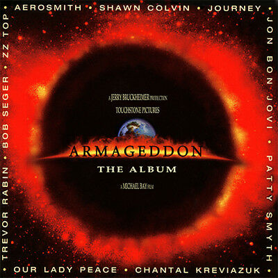AFZLP 239 | Armageddon - The Album - Soundtrack 2LPs