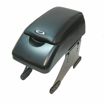 Armrest Centre Console Black Faux Leather Fits Toyota Celica Aygo Avensis