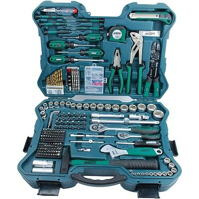Mannesmann M29088 Socket Wrench And Tool Set 303pcs. GENUINE NEW