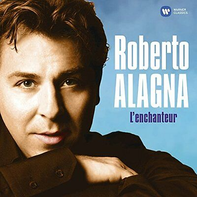 Roberto Alagna - L'Enchanteur [2 CD] PLG UK CLASSICS