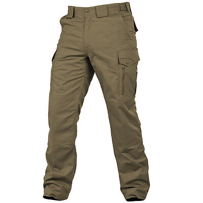 Pentagon Ranger Pants Airsoft Survival Army Combat Wear Outdoor Trousers Coyote