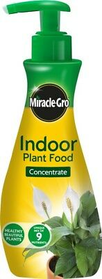 Miracle-Gro Indoor Plant Food Concentrate - 236ml - Plant feed - Pump Bottle