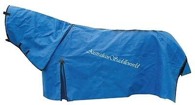Canvas Ripstop Waterproof Combo Horse Rug - Unlined