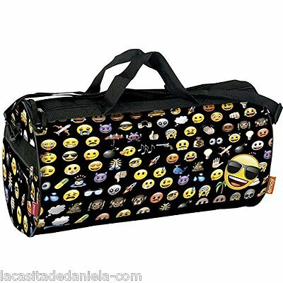 EMOJI ICON Bolsa de deporte / Bolso de viaje emoticonos / Sport Travel Bag