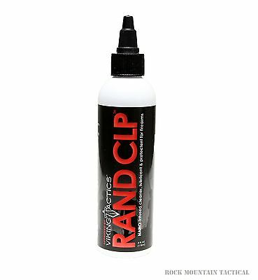 Viking Tactics - LUBRICANT - RAND CLP Lube - 4 Ounce Bottle - New- VTAC