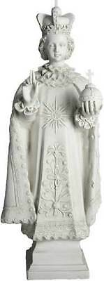 """+ Statue of """"The Infant of Prague"""" 41"""" tall + + chalice"""