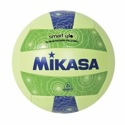 Mikasa Glow In The Dark Official Sized Volleyball Ball- Play At Night!