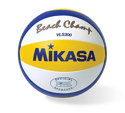 Mikasa Official FIVB Beach Champ Volleyball-2016 Olympic Game Ball