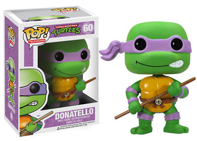 Funko Pop TV Teenage Mutant Ninja Turtles Donatello Vinyl Action Figure Toy 3344