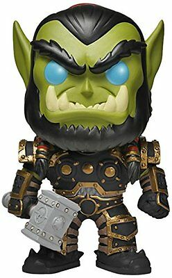 Funko Pop Games World Of Warcraft: Thrall Vinyl Action Figure Collectible Toy 31