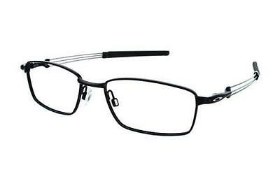 New Oakley Prescription Eyeglasses With Case - Catapult OX5092 0150  Satin Black