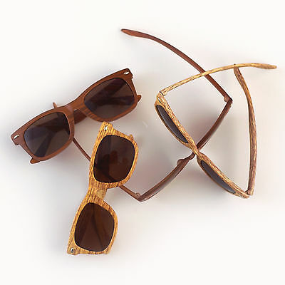 NEW Baby Clothing, Gifts and Accessories Rare Rabbit Wood Look Sunglasses