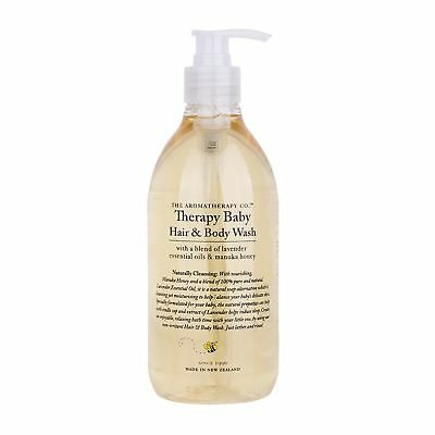 The Aromatherapy Company Baby Hair And Body Wash