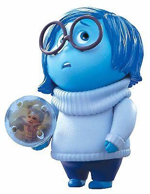 Disney Inside Out Small Figure Sadness with Memory Sphere Children Kids