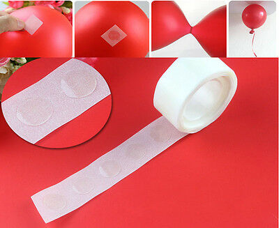 250 Dots Double-stick Glue For Photo Balloon Supply Wedding Party Decoration