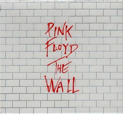 PINK FLOYD - The Wall 2 CD *NEW* Remastered Double CD Digipak