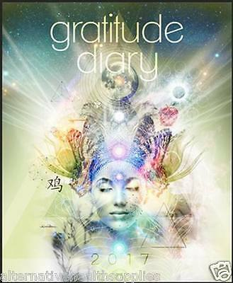 The Gratitude Diary 2017   This years theme is BALANCE - Spiritual and New Age