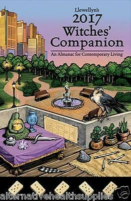 2017 Llewellyn's Witches' Companion -  IN STOCK