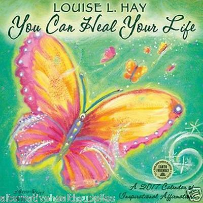 2017 You Can Heal Your Life Calendar - Louise L Hay - Spiritual and New Age