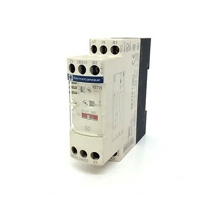 Time Delay Relay 31188 Telemecanique RE7TP13BU USED UNIT