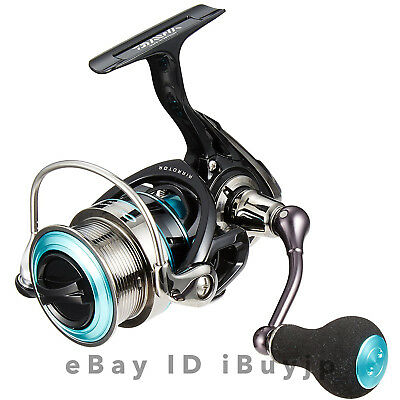 Daiwa 16 Emeraldas 2508PE Mag Sealed Saltwater Spinning Reel 023986