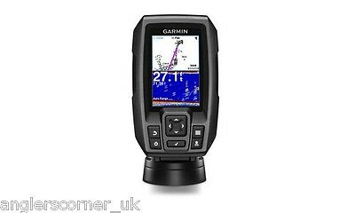 Garmin Striker 4 / 3.5inch CHIRP Fishfinder with GPS / Fishing