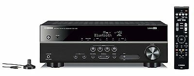Yamaha  RX-V381BL 5.1 Channel A/V Receiver with Built-in Bluetooth