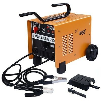 ARC 250 AMP Welder Welding Machine Soldering Accessories US Shipping 110V/220V