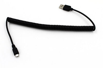 USB DC Charger Data Sync Spring Cable for Amazon Kindle Paperwhite B008GEKXUO
