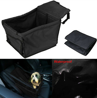 NEW Safety Car Seat Belt Cover Booster Bag Mat Polyester For Dog Cat Pet Puppy
