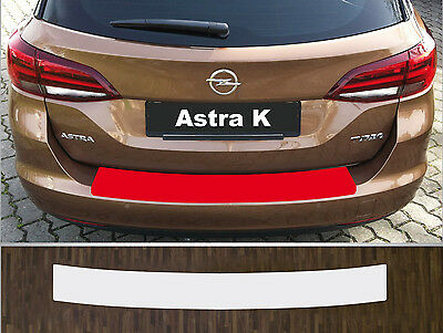 clear protective foil bumper transparent Opel Astra K Sports Tourer, from 2016