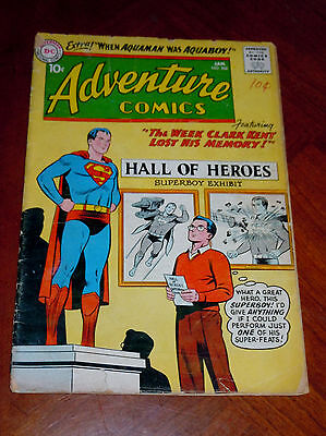 ADVENTURE COMICS #268 (1960) GOOD- (1.8)  cond. SUPERBOY
