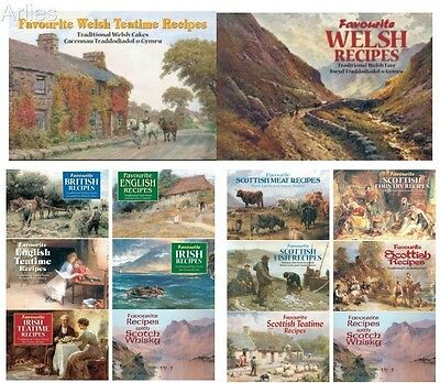 Favourite Recipes - The British Isles- J Salmon - Recipe Books