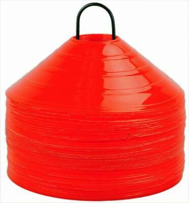 OAS Disc Marker Training Cones  Set of 50 - Red