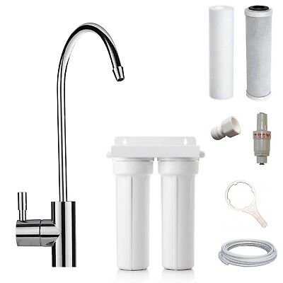 Under Sink Water Filter System Australia Standard with PREMIUM Filters