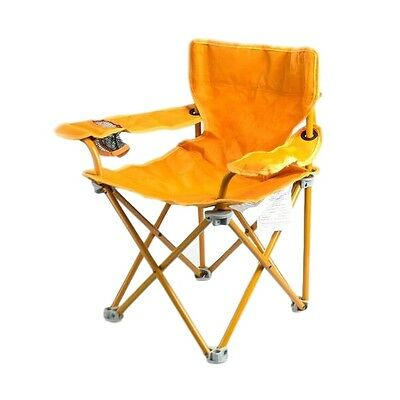 Outdoor Folding Camping Chair Camp Canvas Seat Portable Picnic Fishing kids new