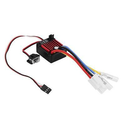 NEW 60A 360A Waterproof Brushed Speed Controller ESC for RC 1/10 Car Crawler BA