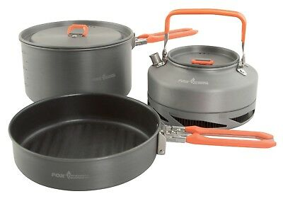 Fox Cookware Multi Pan Cooking Sets - 3 and 4 piece