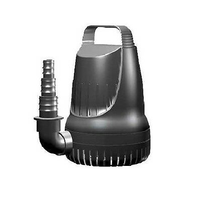 3200GPH Submersible Pond Waterfal Fountain pump 33' ft. cord- max head 18' NEW