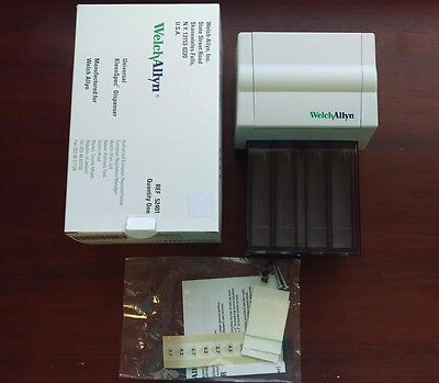 Welch Allyn Kleenspec Otoscope Dispenser with Storage Compartment #52401 NEW
