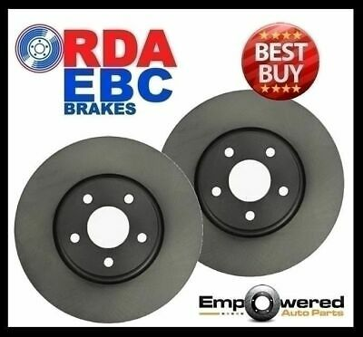 Ford Laser Meteor KF KH KL TX3 2WD 10/1991-1998 REAR DISC BRAKE ROTORS - RDA534