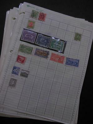 ICELAND : Mint & Used collection on pages. Much catalog value.