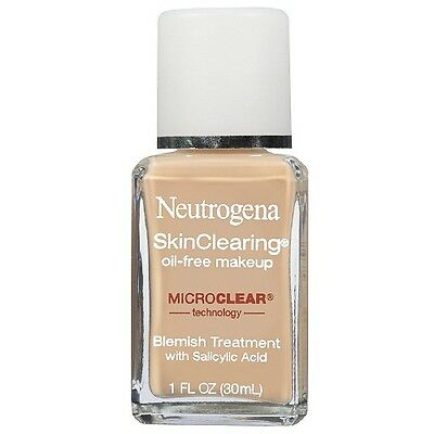 (1) Neutrogena Skin Clearing Oil-Free Makeup, You Choose!