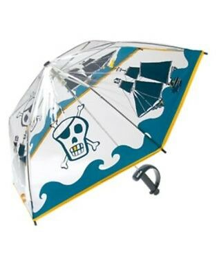 Gymboree Anchors Away Pirate Sword Handle Umbrella Nwt-Ot